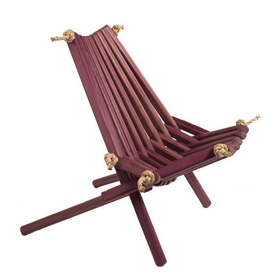 Exotic Hardwood Chair